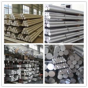 Precision Cold Drawn Hollow Aluminum Bar pictures & photos