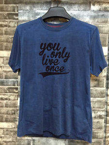 Men Short Sleeve Summer Simple Color T-Shirt (Yolo-01) pictures & photos