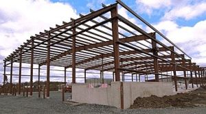 Light Steel Structure Workshop/Economic & Stable Factory Building pictures & photos