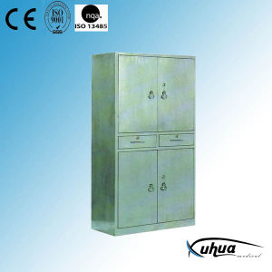 Stainless Steel Hospital Medical Appliance Cupboard (U-17) pictures & photos