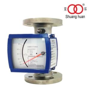 Local Indicate Variable Area Metal Flow Meter pictures & photos