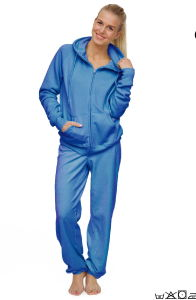 Ladies′s Jogging Set Make of 80%Cotton 20%Polyester pictures & photos