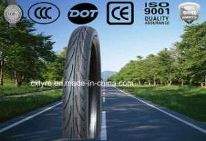 Street Stand Front Motorcycle Tyre pictures & photos