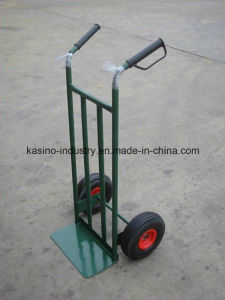 High Quality Hand Trolley Hand Truck (HT1849 Competitive price) pictures & photos