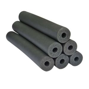 China Hvacr System Flexible Rubber Foam Insulation Pipe - China ...