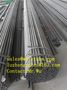 P5 Steel Tube, P5 Steel Pipe, ASTM A335 P5 Boiler Steam Steel Pipe pictures & photos