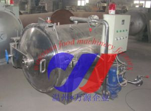 Horizontal Pressure Retort, Autoclave Sterilization pictures & photos