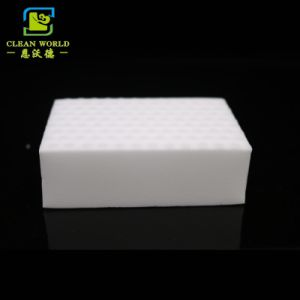 Factory Price Eco Friendly Melamine Sponge/Magic Eraser/Kitchen Cleaning  Sponge