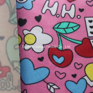 Polyester Fabric with Luggage Fabric& Printed Fabric