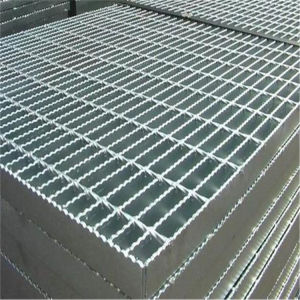 Galvanized Dense Type Steel Grating pictures & photos
