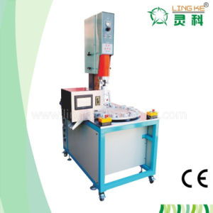 Auto Table-Turned Ultrasonic Plastic Welding Machine pictures & photos
