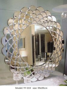 Bathroom Mirror Hand-Made Hotel Decorative Mirror