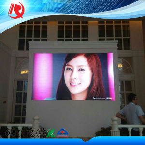 P6 Video LED Screen Advertising Indoor Outdoor LED Display pictures & photos