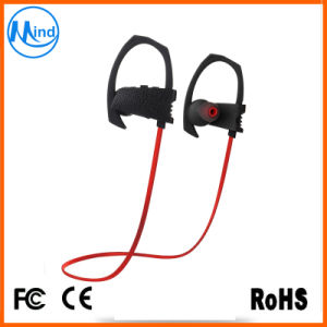 Ipx7 Waterproof Bluetooth Wireless Earphone Neckband Earpiece for Sports Running pictures & photos