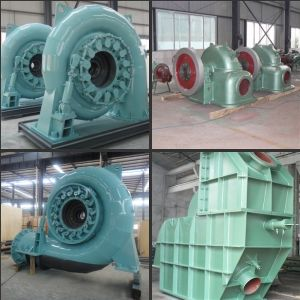 Professional Water Turbine for Hydro Power Plant EPC pictures & photos