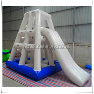 New Popular Tower Shaped Inflatable Water Slide Factory Price