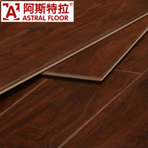 Registered Real Wood Texture Laminate Flooring (AS6014) pictures & photos
