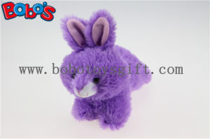 "Lovely 7 ""Purple Little Rabbit High Quality Process Size Can Be Customized B0s2016-05/7"" pictures & photos"