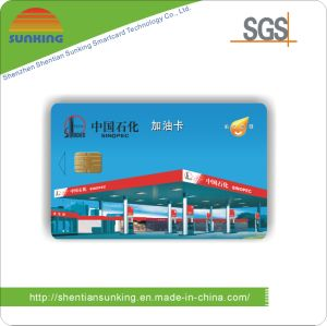 High Quality PVC Contact Chip Card