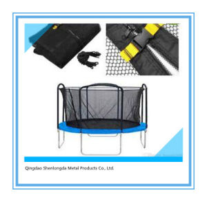 16a6d4f5557ff China 12FT Trampoline Outdoor Big Trampoline with Enclosure Safety ...
