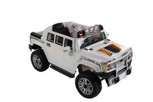 12V Hummer Style Single Seat Jeep