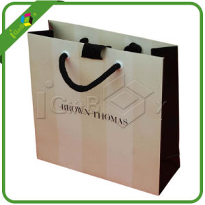 High Quality Custom Paper Bags with Logo Printing pictures & photos