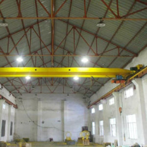 Lda Type Motor Driven Single Beam Overhead Traveling Cranes for Steel Structure Worskhop Prefab Factory pictures & photos