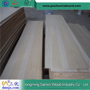 4mm Paulownia Panel Wooden Cores for Skis Kiteboards