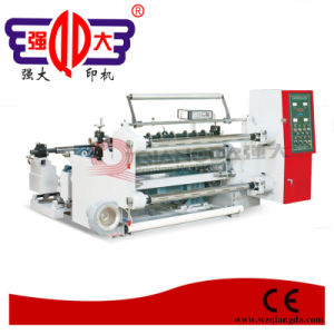 Automatic High Speed Paper & Plastic Film & Foil Slitting Machine pictures & photos