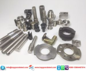 Grand CNC Machining Alloy Sleeve Bushing pictures & photos