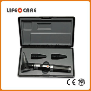 Medical Diagnostic Fiber Ophthalmoscope and Otoscope pictures & photos