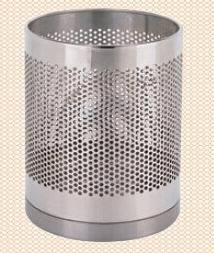 Punching Type Indoor Ground Dustbin (GPX-48) pictures & photos