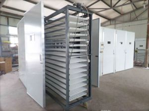 New Style Incubator in Poultry House with Prefab Hatchery House pictures & photos