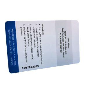 ISO18092 RFID NTAG 213 NFC Smart Card