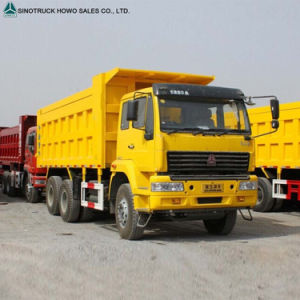 Sinotruk HOWO Heavy Duty Dumper Dump Tipper Truck pictures & photos