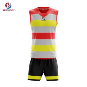 827f46ff4 China New Design Custom Sublimation Cheap Afl Football Jumper Jersey ...