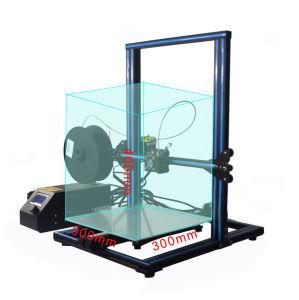 CR10S DIY 3D Printer Kit / FDM Printing Machine Size With Dual Z-axis  /Fiament Sensor / Stepper Motor 300X300X400mm