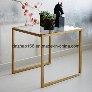 Gold Coffee Table Glass Top.Iron Side Table Glass Top And Gold Finished Coffee Table