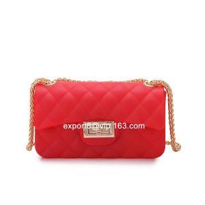 Las Bag Pvc Silicone Rubber Handbag Promotion Jelly