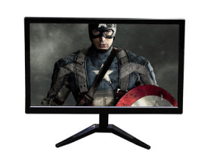 LED Computer Display with BNC Input Open Frame 23.8LED VGA DVI Curved Monitor Gaming