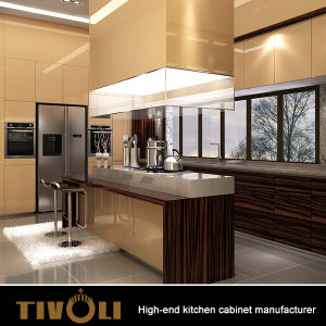 High End Kitchen Cabinet Suppliers Tv 0545