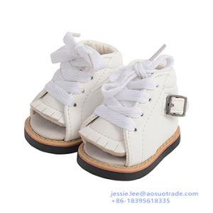 f1d731c553 China White 8 16cm Splint Orthopedic Shoes For Children Club Foot