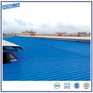 China Good Quality Colored Corrugated Plastic Roofing Sheets for PVC ...
