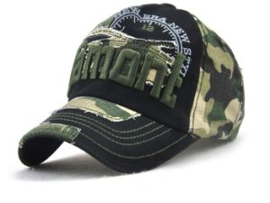 China Cheap Camo Custom Embroidered Patches Distressed
