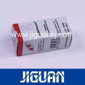 Manufacturer High Quality Customized Logo Printed 10 Ml Vial Paper Box pictures & photos