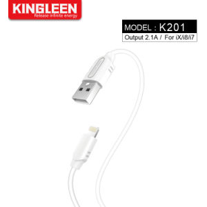 2.1A Output USB Data Cable for iPhone Exclusive Use