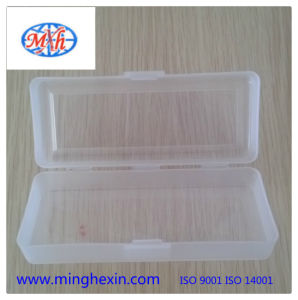 Transparent Square Plastic Case with ISO SGS