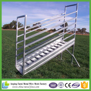 3m or 3.6m Cattle Load Ramp Hot DIP Galvanized