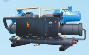 Screw Type Water Chiller with Heat Recovery pictures & photos