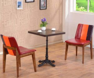 Solid Wooden Chairs Dining Chairs Coffee Chairs (M-X2054) pictures & photos